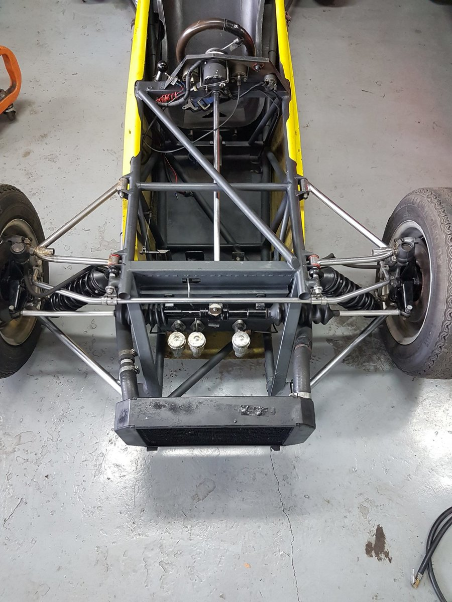 1965 Formula Merlin FF For Sale (picture 5 of 6)