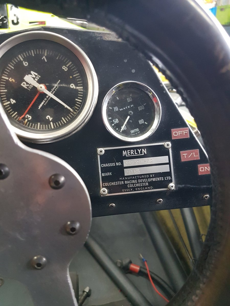1965 Formula Merlin FF For Sale (picture 6 of 6)