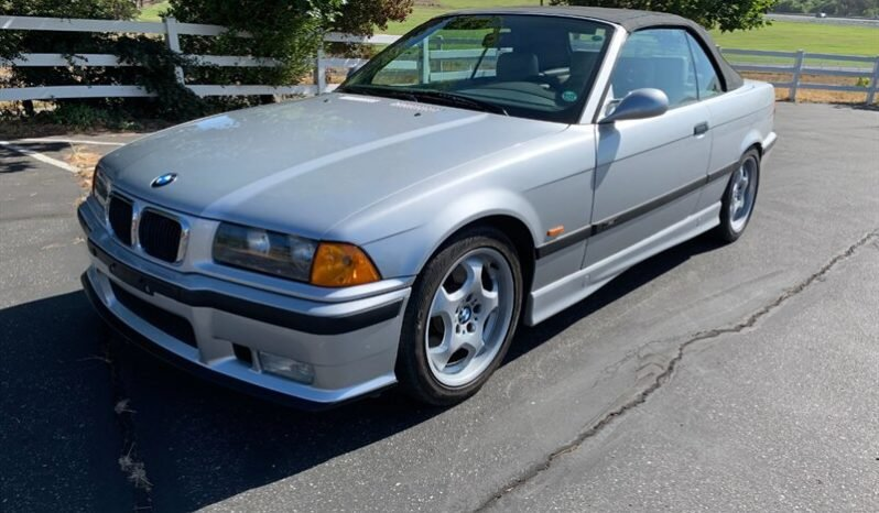 1998 BMW M3 Convertible Auto Clean Silver(~)Grey  $13.5k For Sale (picture 1 of 6)