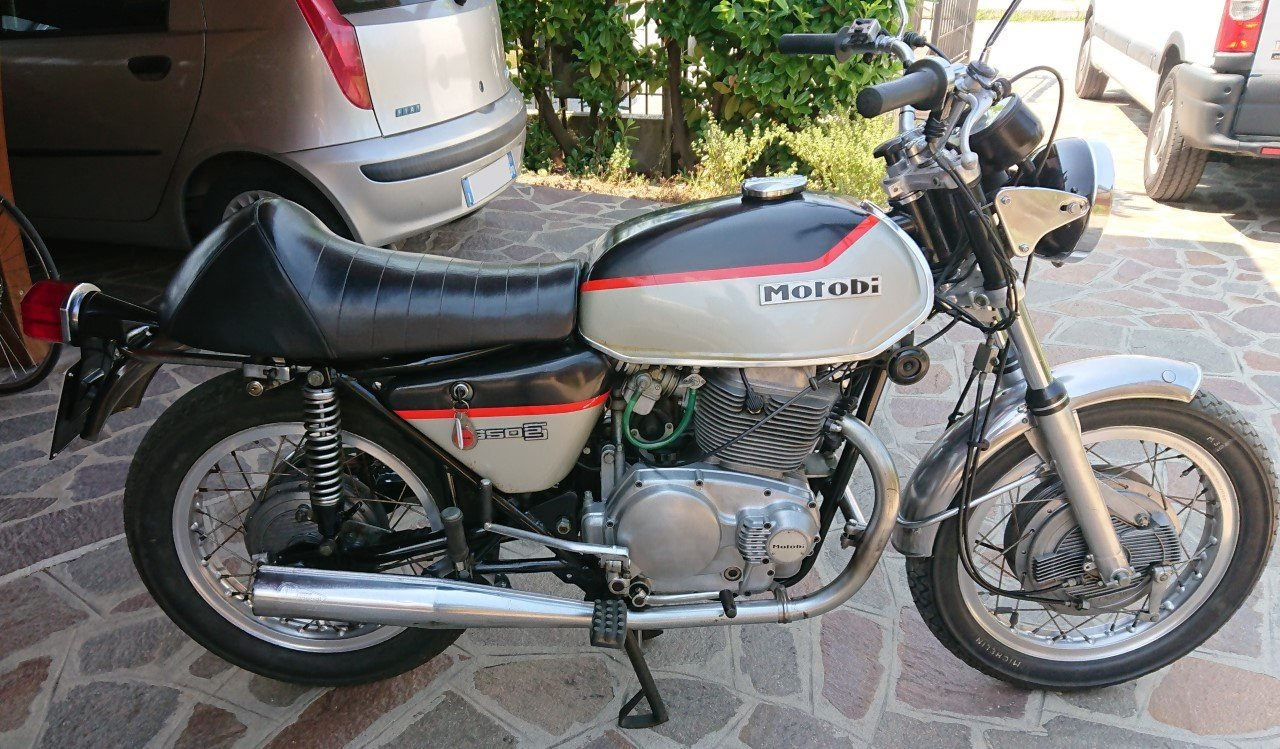 1973 Motobi S2 For Sale (picture 1 of 3)