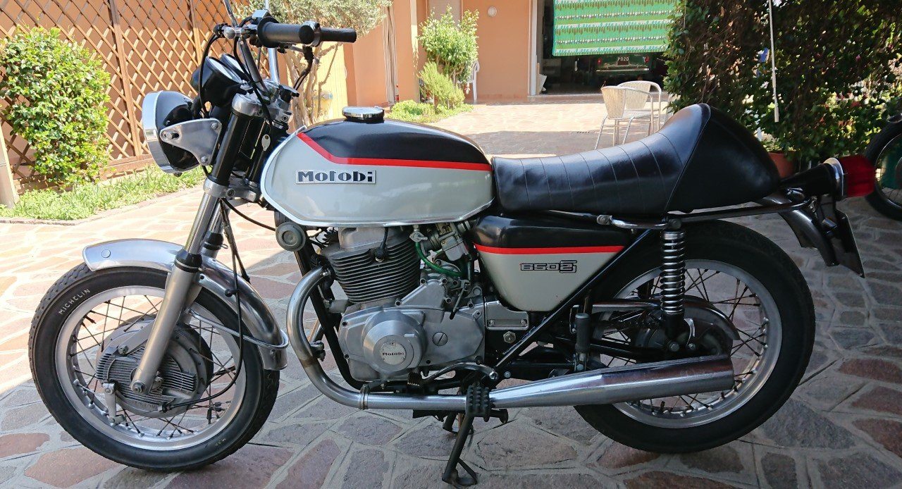 1973 Motobi S2 For Sale (picture 2 of 3)