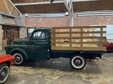 Picture of 1953 Dodge B3c Flat(~)Bed Truck Restored Green  $obo For Sale