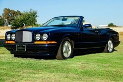 Picture of 1997 Bentley Azure Convertible Roadster Blue(~)Tan $42.8k For Sale