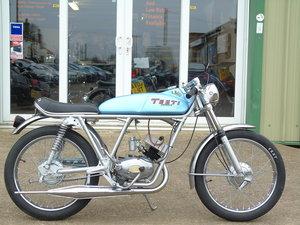 Testi Champion 50cc,1970 Rare Classic Italian Moped