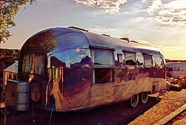 """1961 Airstream Overlander - """"The Coca-Cola"""" For Sale (picture 1 of 6)"""
