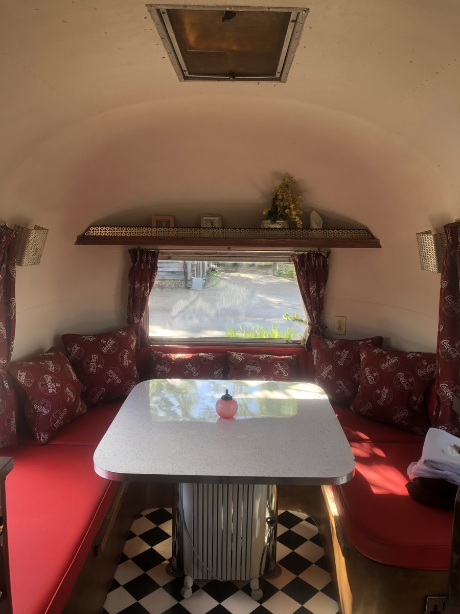 """1961 Airstream Overlander - """"The Coca-Cola"""" For Sale (picture 3 of 6)"""