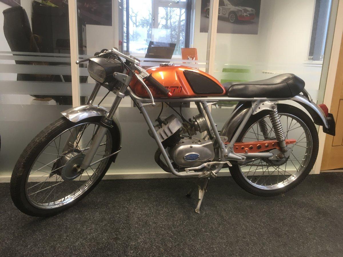 1970 Testi Champion 50cc For Sale (picture 1 of 6)