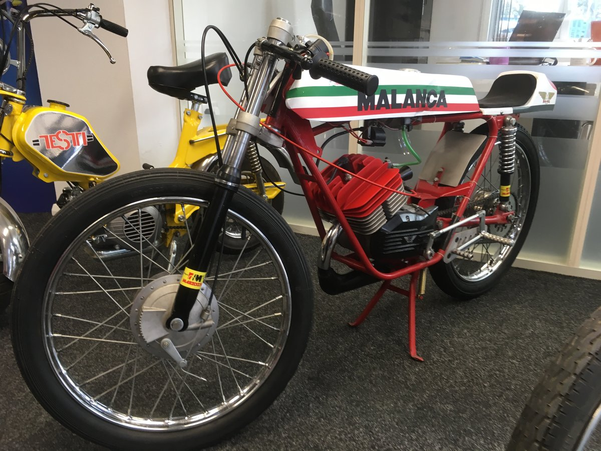 1973 Malanca Road Race 50cc For Sale (picture 1 of 6)