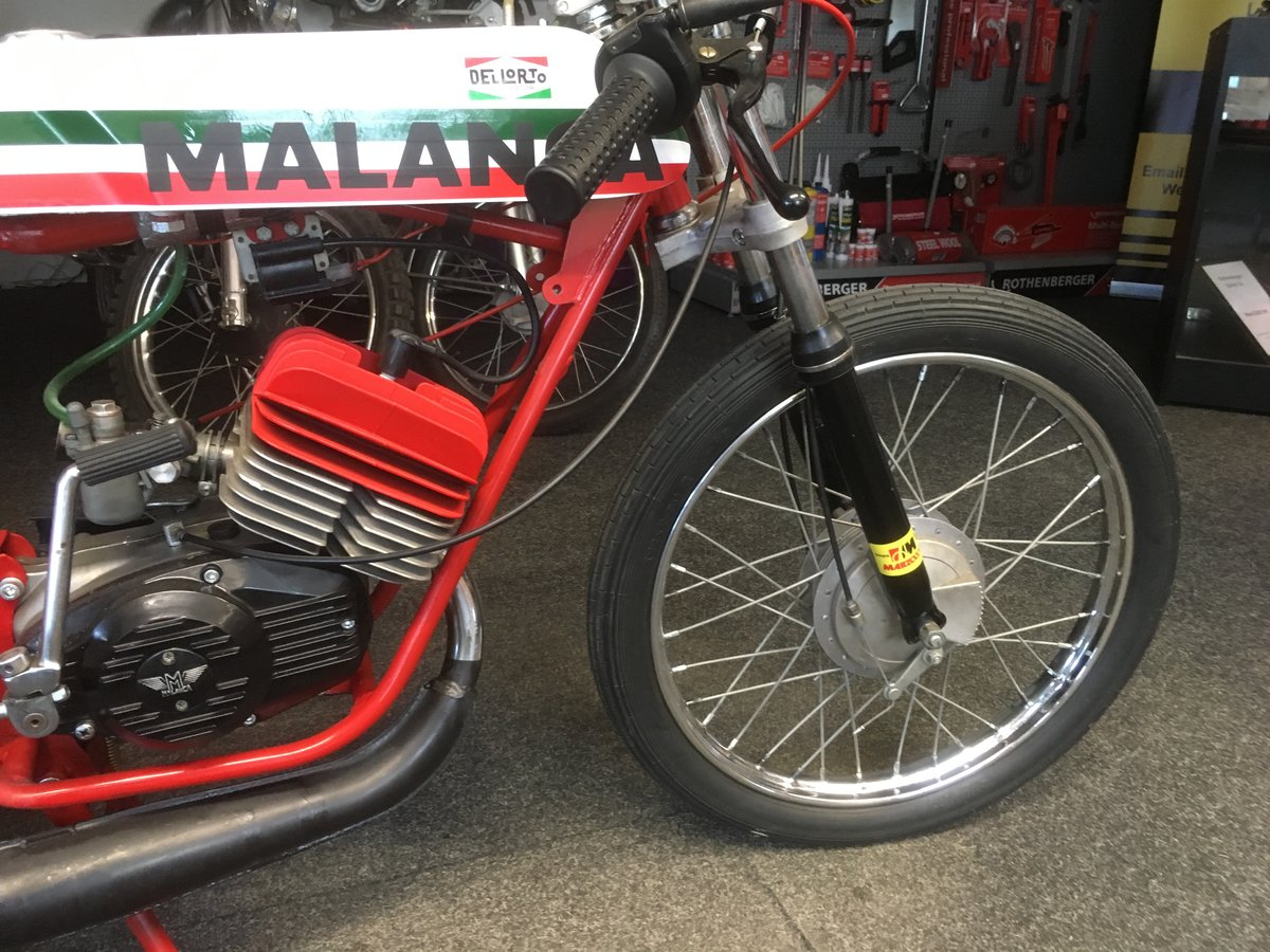 1973 Malanca Road Race 50cc For Sale (picture 3 of 6)