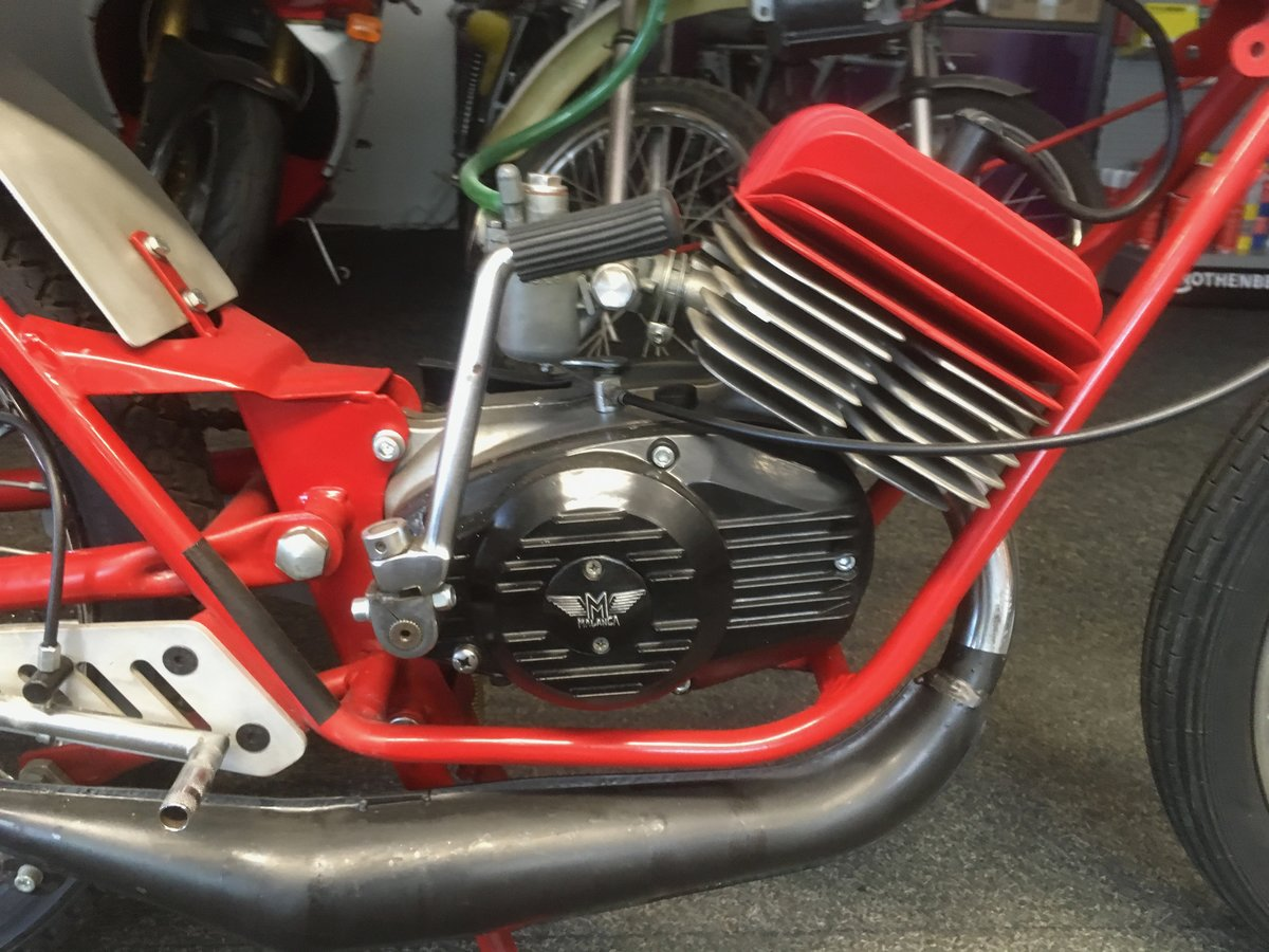 1973 Malanca Road Race 50cc For Sale (picture 5 of 6)