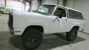 1979 Plymouth TRAILDUSTER 360 4X4 Fresh 360 Solid $7.9k