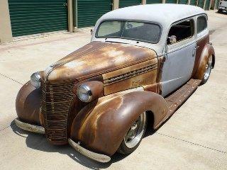 1938 Chevrolet Sedan many custon mods 350 Air $19.2k