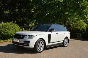2015 Range Rover Vogue 4.4 SDV8 Autobiography For Sale by Auction