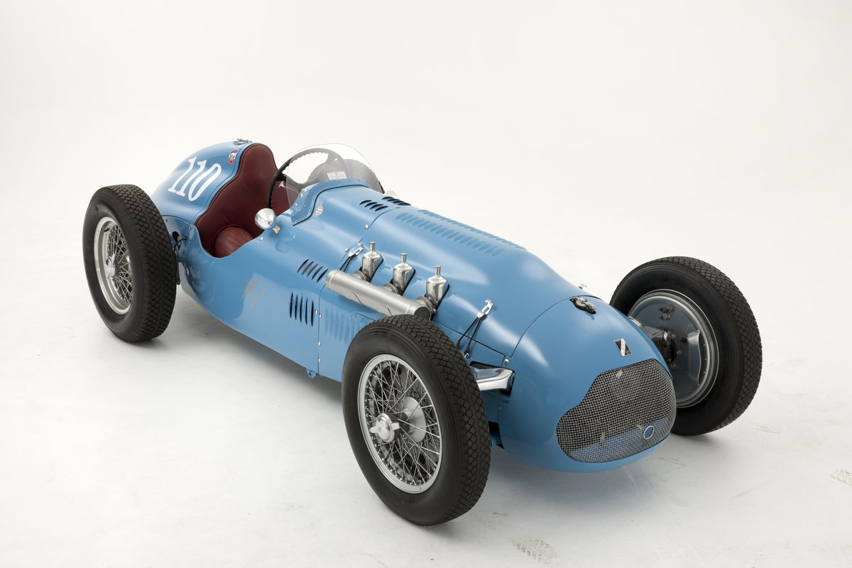 1948 Lago Talbot T26C For Sale (picture 1 of 12)
