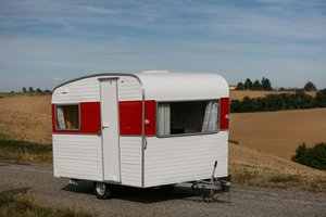 Circa 1970 Caravane Trigano 315 T - No reserve For Sale by Auction