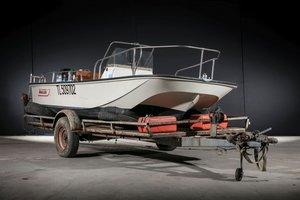 1980 Boston whaler Montauk 17' - No reserve