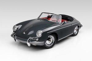 1960 Porsche 356B Super-90 Roadster by Drauz Custom Coachwor