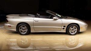 2000 Pontiac Trans Am Convertible LS1 auto 18k miles $21.9k