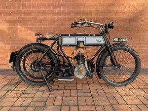 1910 BAT 500cc