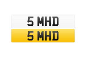 Registration Number - 5 MHD