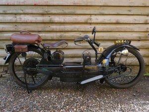 1923  NER-A-CAR 221CC MODEL A (LOT 353)