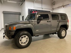 2008 HUMMER H3 SUV 4WD AWD gas Grey(~)Black $18.7k
