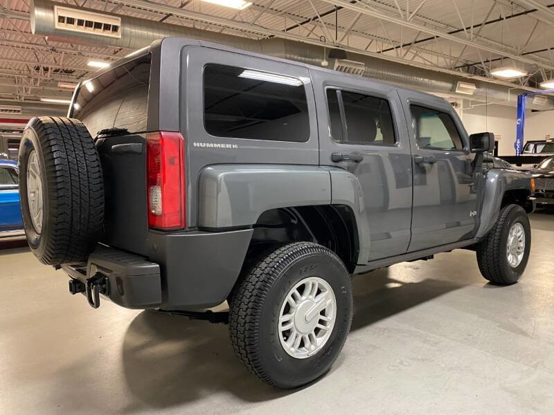 2008 HUMMER H3 SUV 4WD AWD gas Grey(~)Black $18.7k For Sale (picture 2 of 5)