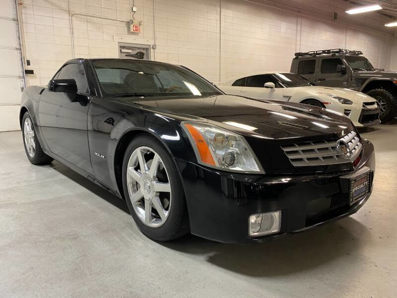 2004 Cadillac XLR Roadster Convertible(~)Coupe Black $23.7k For Sale (picture 1 of 6)