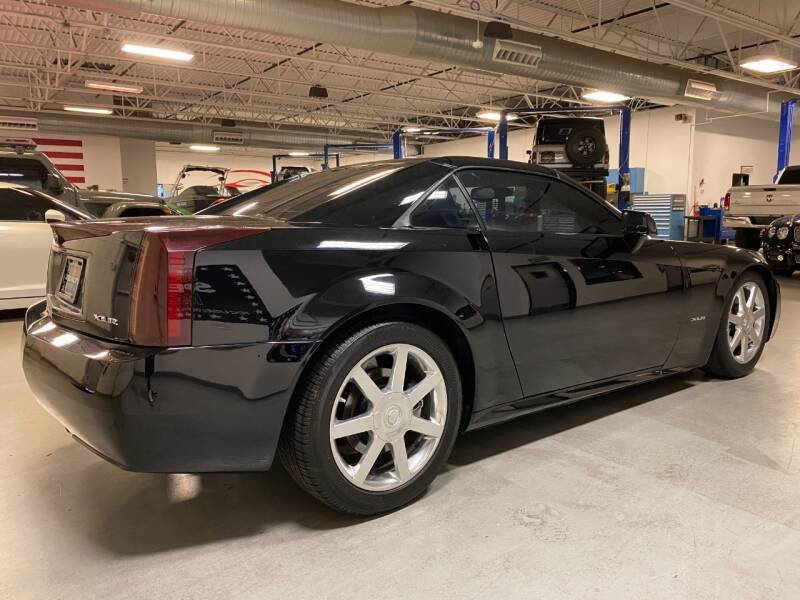 2004 Cadillac XLR Roadster Convertible(~)Coupe Black $23.7k For Sale (picture 2 of 6)