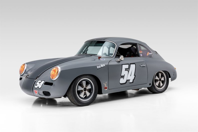 1964 Porsche 356 SC Coupe Vintage Race Car well sorted $69.5 For Sale (picture 1 of 6)