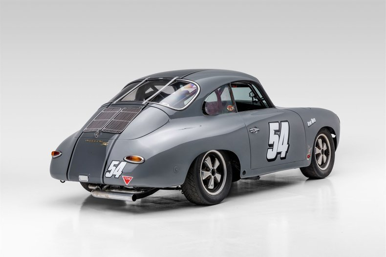 1964 Porsche 356 SC Coupe Vintage Race Car well sorted $69.5 For Sale (picture 2 of 6)