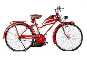 C.1950 MOSQUITO/BERTOCCHI 38CC CYCLEMOTOR (LOT 511) For Sale by Auction