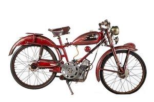 C.1947 BERTOCCHI 48CC CUCCIOLO (LOT 512)