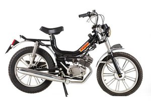 C.1986 VICINI 50CC MOPED (LOT 513) For Sale by Auction
