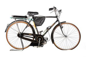C.1950 MOSQUITO/EUSEBI 38CC CYCLEMOTOR (LOT 514) For Sale by Auction