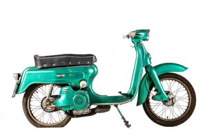 C.1960 MOTOBI PICNIC 75 SCOOTER (LOT 532) For Sale by Auction