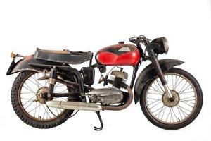 C.1957 GITAN LIBECCIO 125 TURISMO (LOT 533) For Sale by Auction