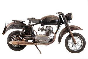 C.1957 ISOMOTO 125CC (LOT 541) For Sale by Auction