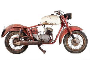 C.1957 ISOMOTO 125CC (LOT 542) For Sale by Auction