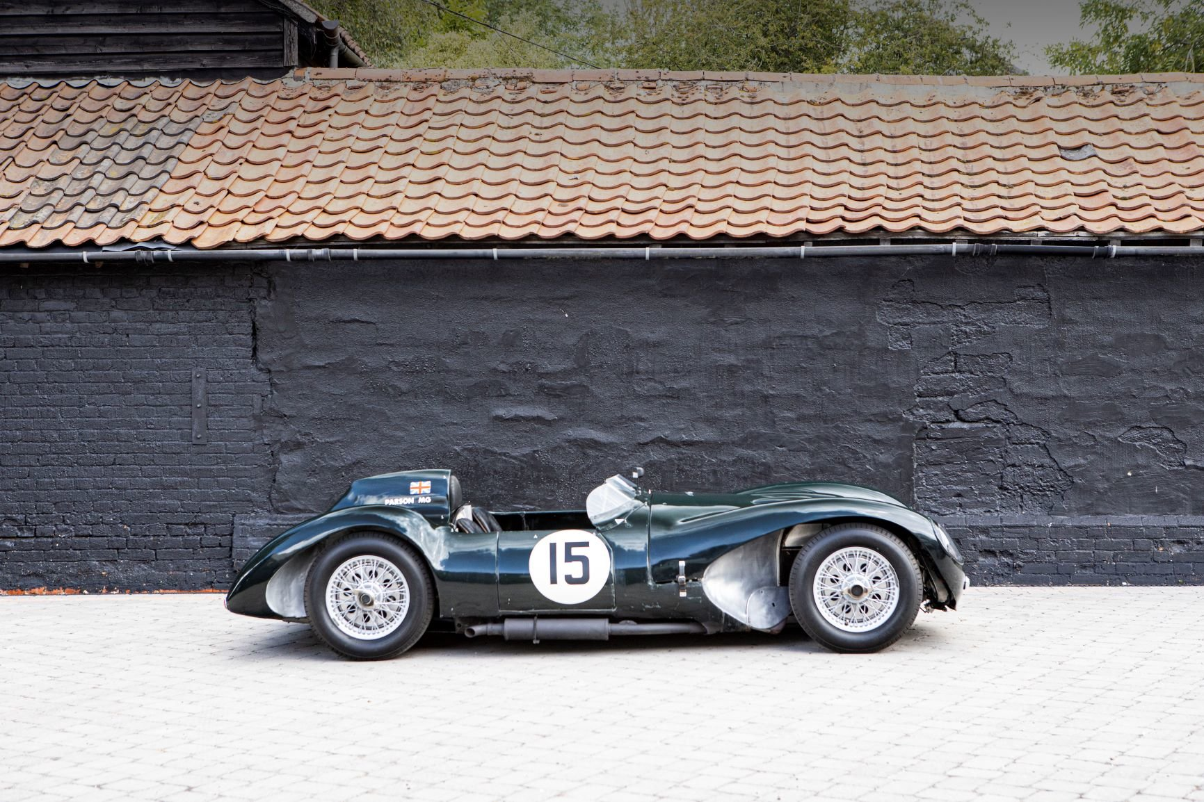 1955 Parson MG Sports Racer  For Sale (picture 3 of 6)