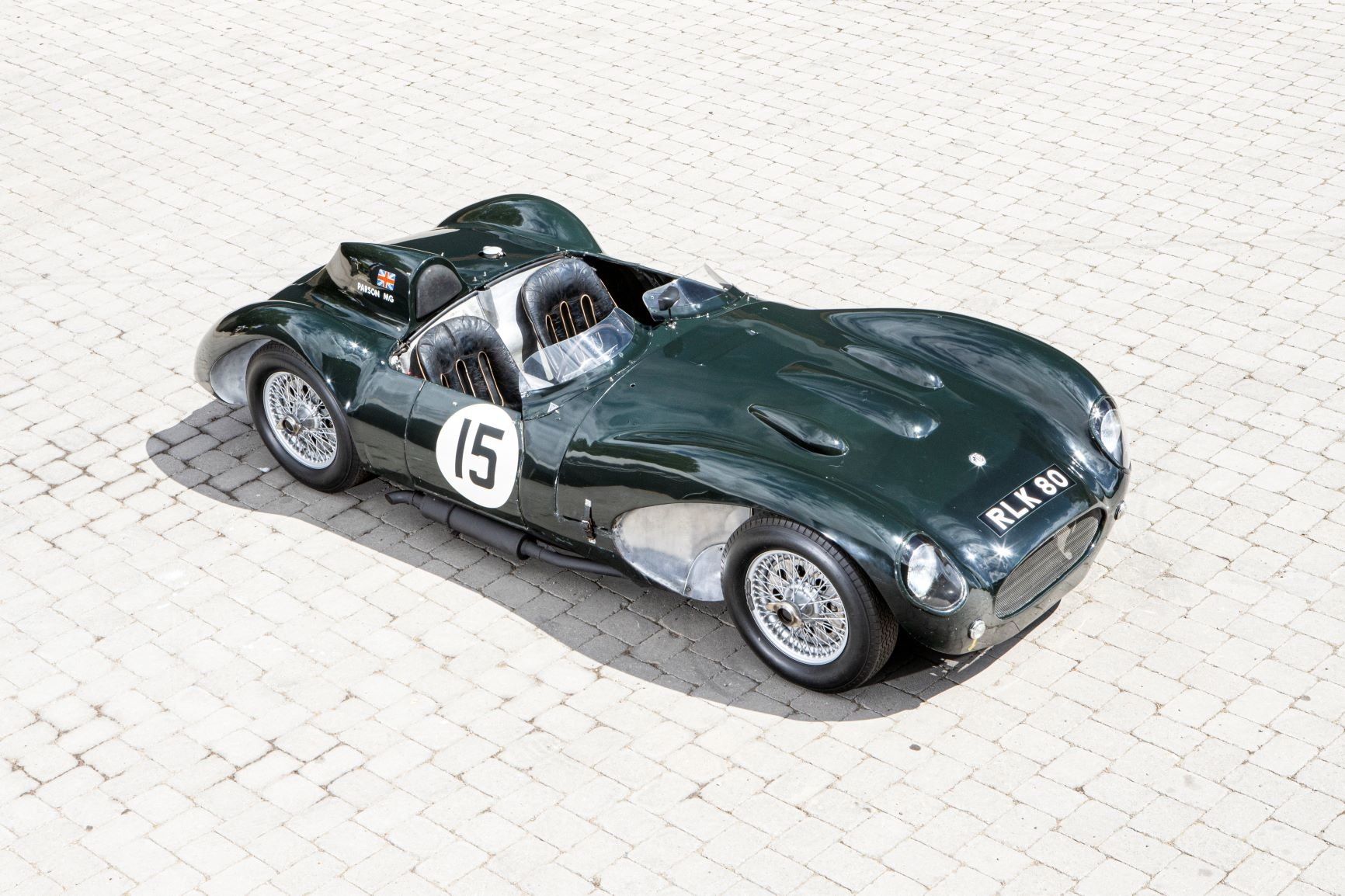 1955 Parson MG Sports Racer  For Sale (picture 6 of 6)