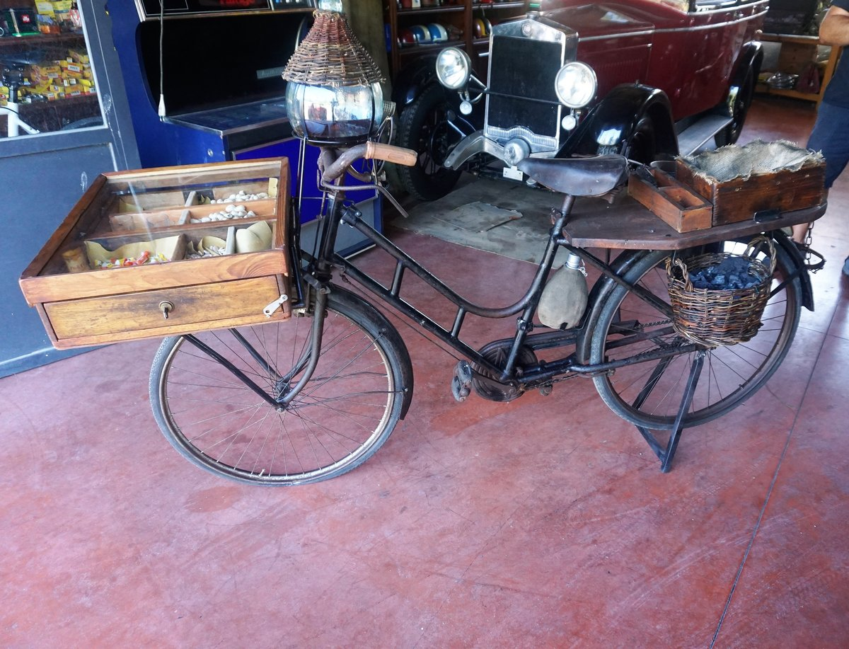 1945 Doniselli Bike as sales bike For Sale (picture 3 of 6)