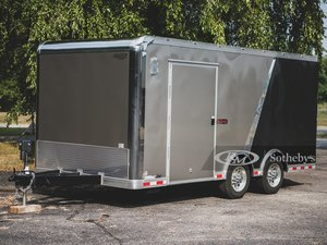 2017 Bravo 16-Ft. Enclosed Trailer