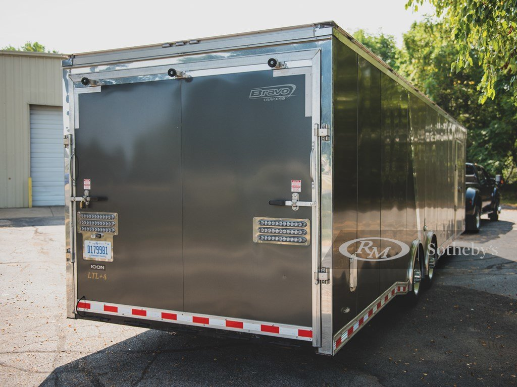 2015 Bravo 32-Ft. Tag-Along Trailer  For Sale by Auction (picture 5 of 6)