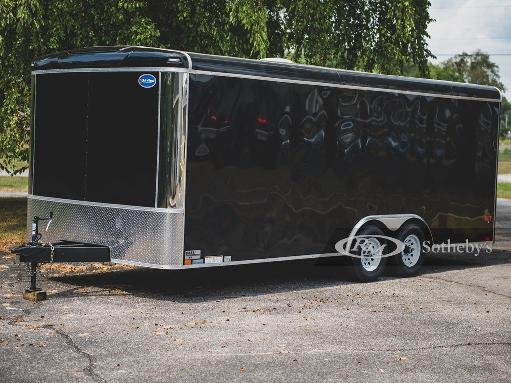 2017 United 20-Ft. Enclosed Trailer  For Sale by Auction (picture 1 of 6)