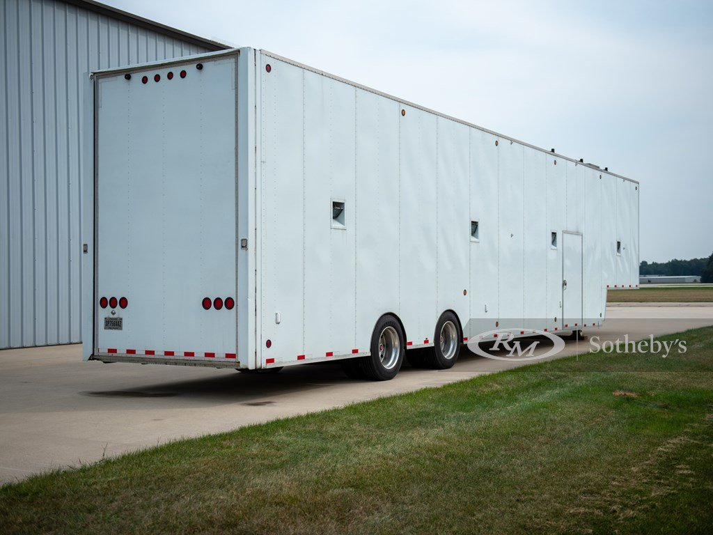 1997 S&S Welding 53 Transport Trailer  For Sale by Auction (picture 2 of 6)