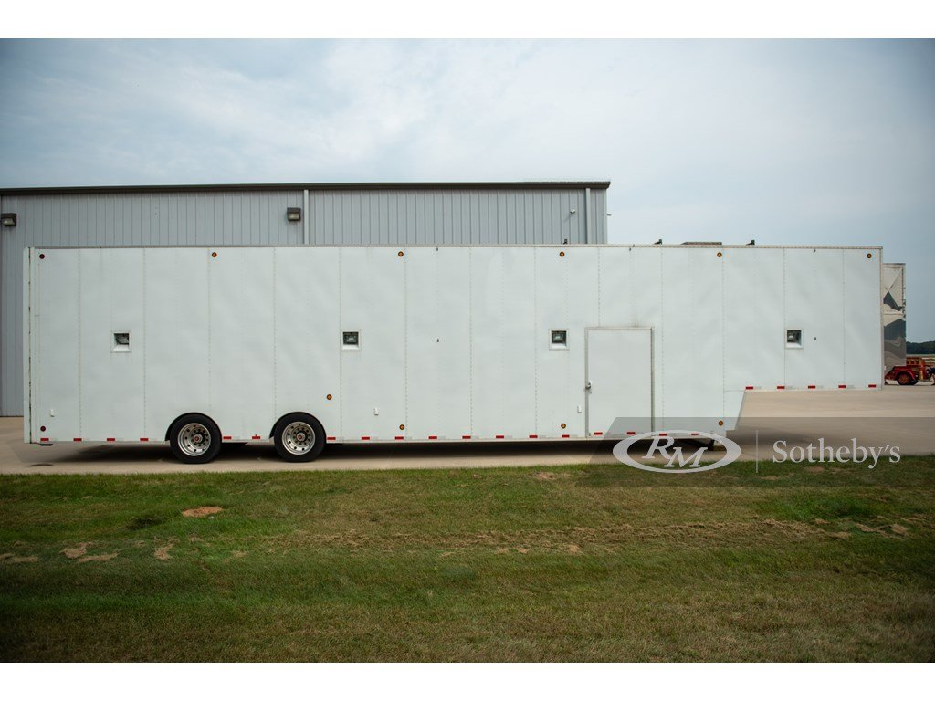 1997 S&S Welding 53 Transport Trailer  For Sale by Auction (picture 3 of 6)