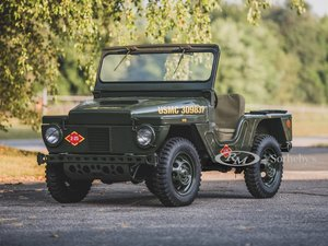 1963 American Motors M422A1 Mighty-Mite