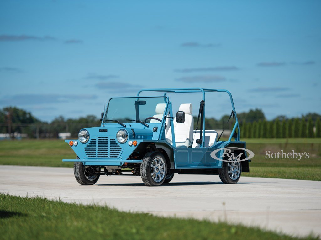 2018 NOSMOKE Electric Moke  For Sale by Auction (picture 1 of 6)