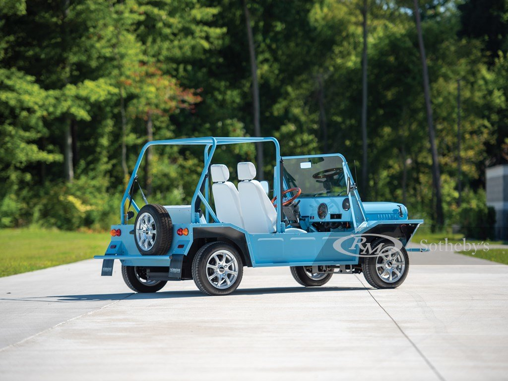 2018 NOSMOKE Electric Moke  For Sale by Auction (picture 2 of 6)